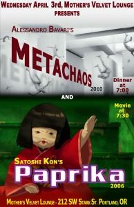 Metachaos-Paprika-at-Mother's-Poster