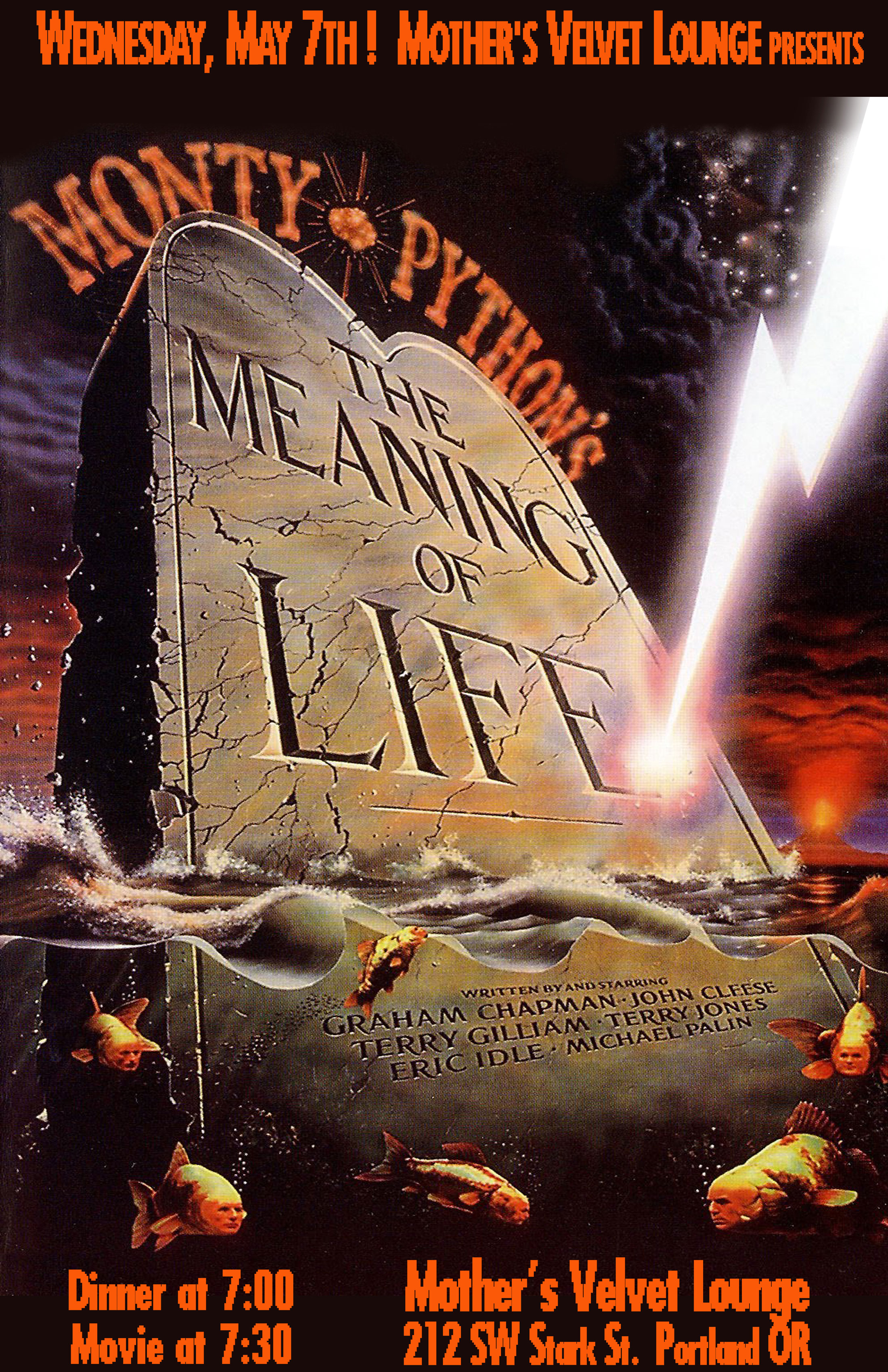 watch monty python meaning of life online
