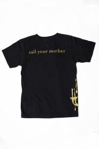 Unisex Gold/Black Back